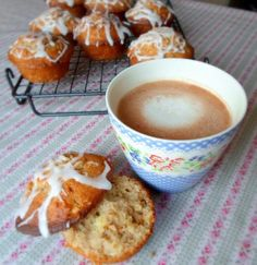 Whole Lemon Muffins from The English Kitchen