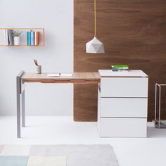 Space-Saving Design for Small Rooms designed by German Canadian Label by Country Living #MONOQI