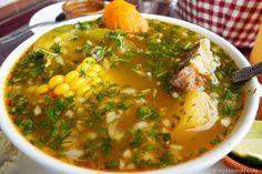 Guatemalan Caldo de Res Recipe! (Spanish Beef Soup) Read more at http://www.stewardofsavings.com/2015/06/guatemalan-caldo-de-res-recipe-spanish.html#uEM8CIQMyaFxOXDJ.99