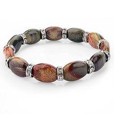 Glucky : New Brand Love Bracelet Bangles Natural Stone Female Bracelet Best Friends Elastic For Bracelets SBR140638 * For more information, visit image link.