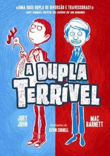 Livros Junior e Juvenil: Resultado: Passatempo: A Dupla Terrivel de Jory Jo...