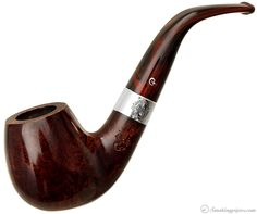 Smokingpipes is your one stop shop for Peterson Irish Harp Fishtail Tobacco Pipes and all your tobacco smoking needs. From new tobacco pipes and estate tobacco pipes to tin pipe tobacco and bulk pipe tobacco, we have everything you need Tobacco Smoking, Tobacco Pipes, Smoking Pipes, Good Cigars, Cigars And Whiskey, Whisky, Smoke Hair, Peterson Pipes, Glass Pipes And Bongs