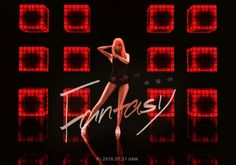 Fei <Fantasy> Teaser Image #4 her solo will be 19+