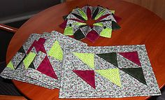 Úžitkový textil - Prestieranie + dekorácia - 6586386_