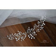 Ozdoba do włosów #ślub #wedding #accessories #hair