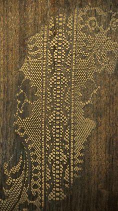 Axolotl Bronze Lace onTimber - iphone background wallpaper texture