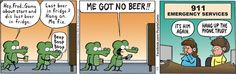 Pearls Before Swine Comic Strip, July 03, 2014 on GoComics.com