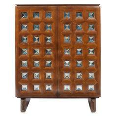 Cabinet bar by Paolo Buffa ca1939