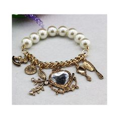 BRACELETS Collection - Rings & Tings | Online fashion store | Shop the... ($8.06) via Polyvore