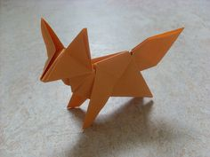 New origami art kirigami crafts Ideas Origami Design, Instruções Origami, Origami And Kirigami, Origami Dragon, Origami Butterfly, Paper Crafts Origami, Useful Origami, Origami Flowers, Origami Fox Easy