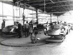 Porsche Assembly