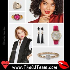 #Avon #Jewelry We Know You'll Love.  Shop Campaign 26, 2017 Avon Jewelry Sales online through 12/6/17. Regularly $7.99 and up. Shop online with FREE shipping with any $40 online Avon purchase. #Avon #CJTeam #Sale #Jewelry #JewelySale #Sparkle #AvonSale #Vadim #Gifts #Avon4Me #C26 #Gifts #StockingStuffers Shop Avon online @ www.TheCJTeam.com