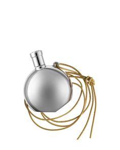 hermes parfum des merveilles - pure perfume pendant w refill Jewelry Case, Pendant Jewelry, Hermes Parfum, Perfume, Smell Good, Flask, Neiman Marcus, Jewels, Pure Products