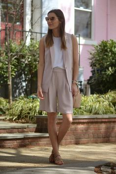 Office-Appropriate Casual-Friday Outfits for the Summer: Glamour.com