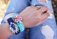 Jewelry Making Ideas: 60 DIY Bracelets For Classy Ladies
