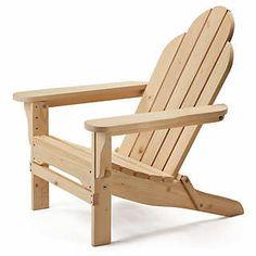 Adirondack Garden Chair  | Garden Décor