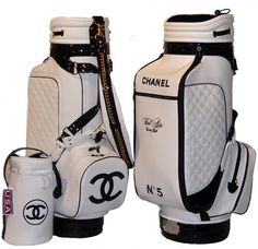 Chanel Golf Bag. Chic or too much?