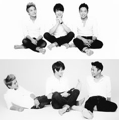 Aw they look so cute~ #jyj