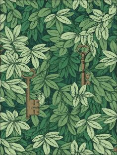 wallpaperstogo.com WTG-142715 Cole and Son Novelty Wallpaper
