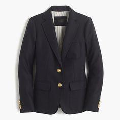 Tall Rhodes blazer in Italian wool