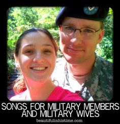32 Songs for Military Members and Military Wives