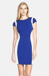 Buying Ivy Blu Colorblock Body Con Dress Ads Interview ,
