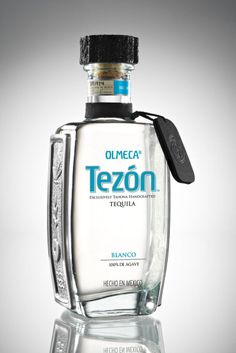 Olmeca Tezón Blanco #Tequila