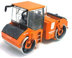 KDIDIWEI 1:35 Tandem Compactor Road roller Construction Vehicle.
