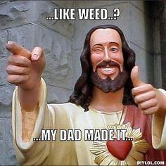 THANK THE LORD ( marijuana cannabis )