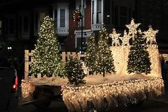 Image result for lighted christmas parade float ideas