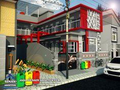 082335327089 - Kami adalah Penyedia Jasa Desain Rumah Minimalis Modern 2 Lantai yang siap membantu anda secara professional merencanakan...