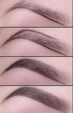 How to Thicken Your Eyebrows | Just Trendy Girls