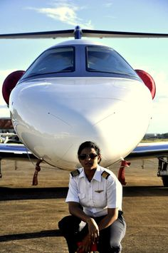 First and only #womanpilot from #Telangana  http://www.thehansindia.com/posts/index/2014-05-23/First-and-only-woman-pilot-from-Telangana-96073