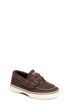 9f9173954 Free shipping and returns on Sperry Top-Sider® Kids  Halyard  Boat Shoe