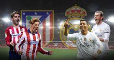 Namebookie, Prediksi bola Liga Champions kali ini akan membahas laga lanjutan leg kedua Atletico Madrid vs Real Madrid 11 Mei 2017 pukul 01.45 WIB dini hari.