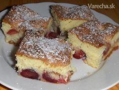 Čerešňová bublanina - recept | Varecha.sk