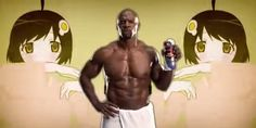 Funny Video on Youtube: A Commercial on Old Spice with Anime Collaboration Old Spice, Collaboration, Commercial, Batman, Superhero, Funny, Youtube, Anime, Fictional Characters