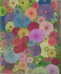 johannabasford #inkyivy #gelpens #herocoloredpencils #prismacolornupastel #nupastel #pebblesincmetalliccreamchalk #pebblesinc #kohinoorhardtmuthtritone #kohinoorhardtmuth