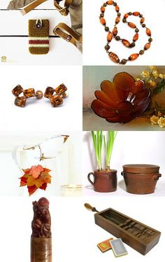 autumn inspiration by Pam on Etsy--Pinned with TreasuryPin.com