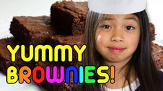Learn how to mix up a soft and delicious hot chocolate brownie in a mug with Mya, the Full-Time Kid.