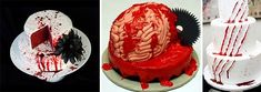 EAT MORE CAKE: Bolos Decorados - Halloween