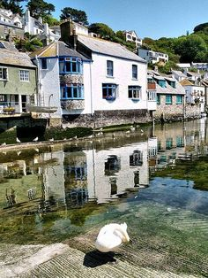 Polperro Slipway - Cornwall, England loved it thrre this year ! Oh The Places You'll Go, Places To Travel, Places To Visit, Polperro Cornwall, St Just, Into The West, Devon And Cornwall, England And Scotland, English Countryside
