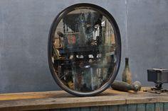Willington Mercury Glass Portrait Mirror : Factory 20