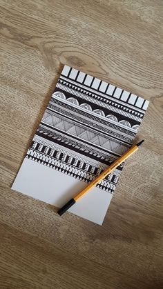Image about black in art, drawings, and doodles by riley spe Doodle Art Designs, Easy Doodle Art, Doodle Art Drawing, Zentangle Drawings, Doodle Patterns, Easy Mandala Drawing, Mandala Art Lesson, Mandala Artwork, Dibujos Zentangle Art