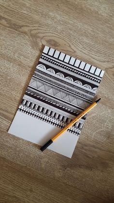 Image about black in art, drawings, and doodles by riley spe Easy Mandala Drawing, Mandala Art Lesson, Doodle Art Drawing, Mandala Artwork, Easy Doodle Art, Zentangle Drawings, Arte Sharpie, Dibujos Zentangle Art, Doodle Art Designs