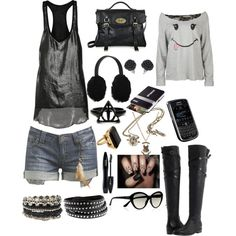 """""""Dancing in the dark in the pale moonlight."""" by barbarabeatriz on Polyvore"""