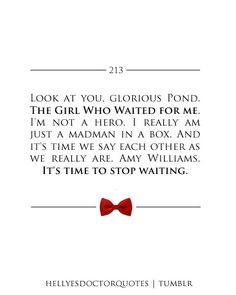 Doctor Who- 11th Doctor <3 *It's time we see each other...