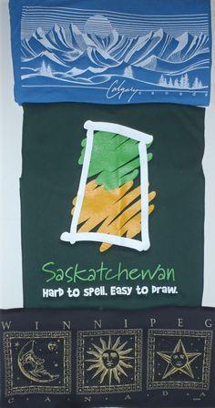 Saskatchewan! O Canada, The Province, British Columbia, Easy Drawings, Minnesota, Norway, Logo, Beauty, Logos