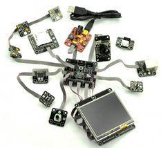 .NET Gadgeteer uses .NET Micro framework as a basis for a hobbyist robotics kit (similar to Arduino).  $250