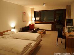 Hotel Krone in Au dans le Vorarlberg Week End Ski, Blog Voyage, Bed, Furniture, Design, Home Decor, Environment, Homemade Home Decor, Stream Bed